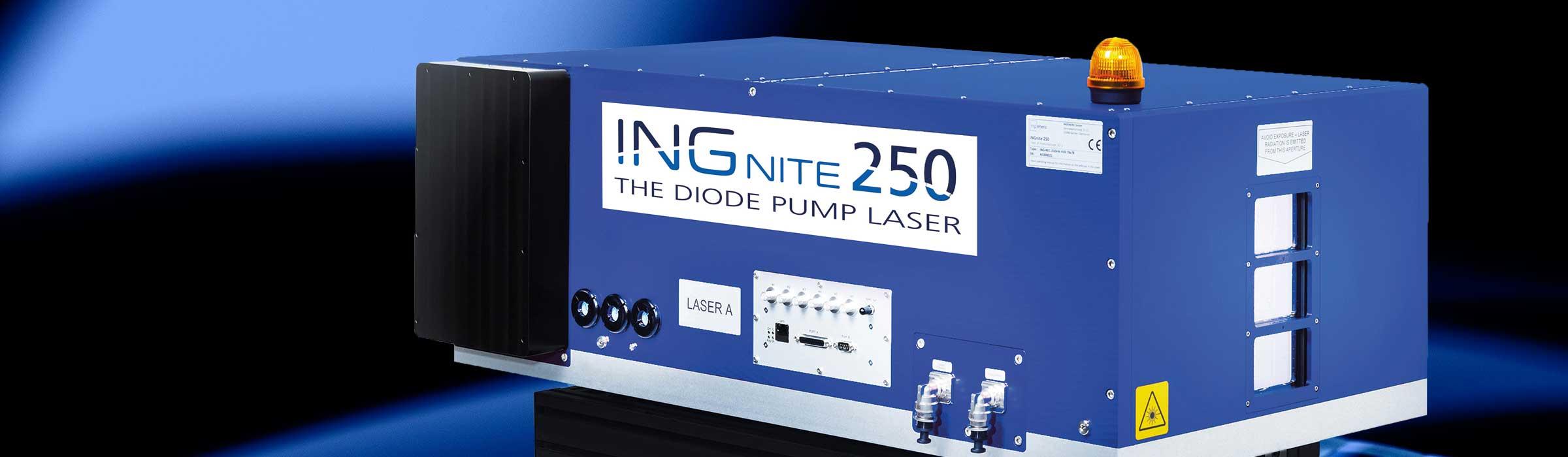 Laser Systeme für die Wissenschaft