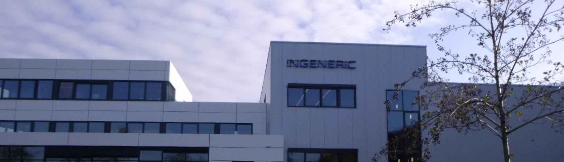 Ingeneric Hauptsitz